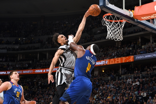 NBA Playoffs: Harris, Jokic not enough as Spurs down Nuggets in Game